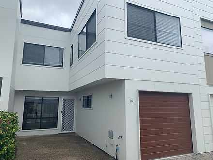 20/24 Careel Close, Helensvale 4212, QLD Townhouse Photo