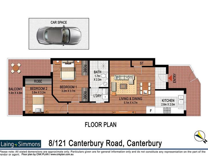 8/127 Canterbury Road, Canterbury 2193, NSW Apartment Photo