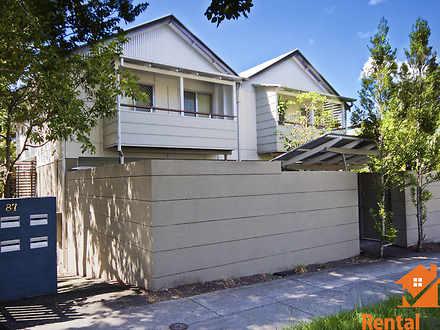 4/87 Sherwood Road, Toowong 4066, QLD Townhouse Photo
