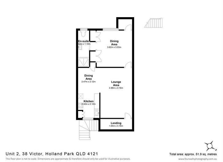 2/38 Victor Street, Holland Park 4121, QLD Apartment Photo