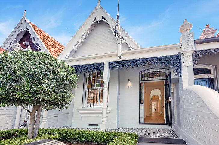 44 Union Street, Paddington 2021, NSW House Photo