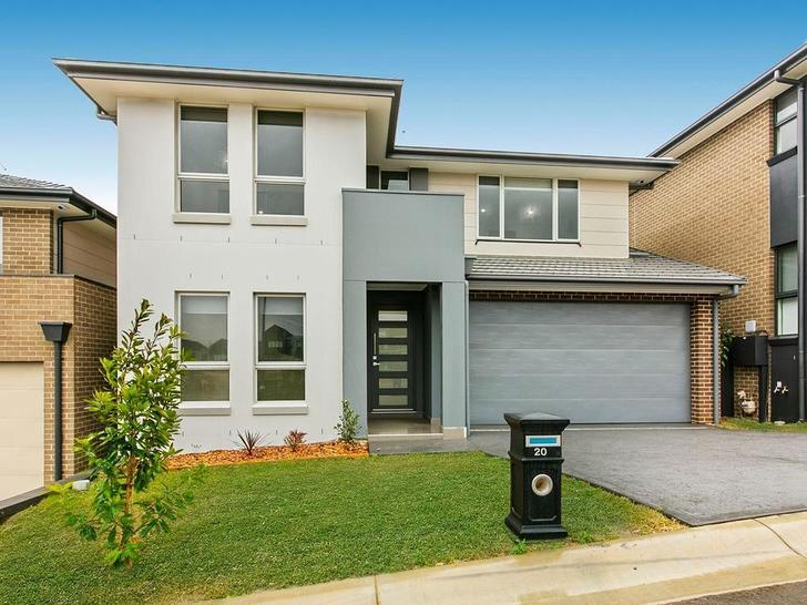 20 Towell Way, Kellyville 2155, NSW House Photo
