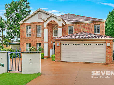 69 Softwood Avenue, Beaumont Hills 2155, NSW House Photo