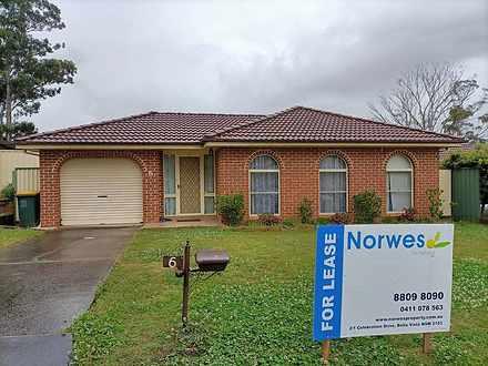 6 Sherborne Place, Glendenning 2761, NSW House Photo