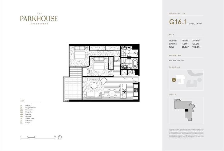 819/627 Victoria Street, Abbotsford 3067, VIC Apartment Photo