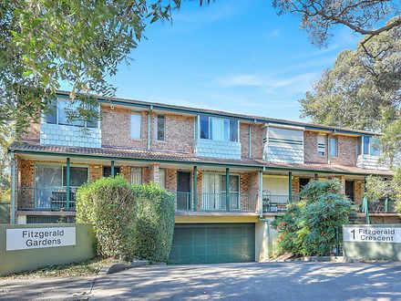 12/1 Fitzgerald Crescent, Strathfield 2135, NSW Townhouse Photo