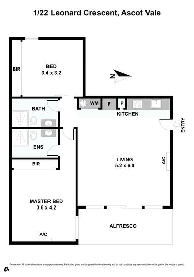1/22 Leonard Crescent, Ascot Vale 3032, VIC Apartment Photo