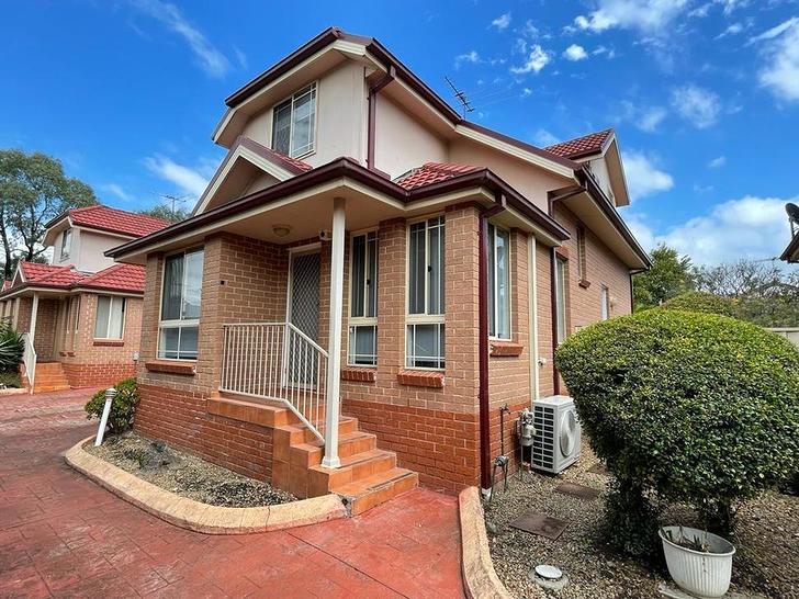 3/137 Brisbane Street, St Marys 2760, NSW Townhouse Photo