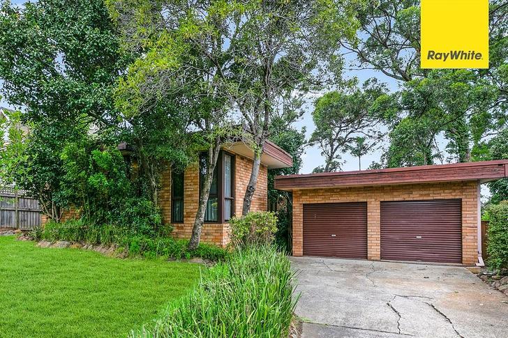 6 Tallwood Drive, North Rocks 2151, NSW House Photo
