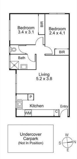 14/16 Adam Street, Richmond 3121, VIC Apartment Photo
