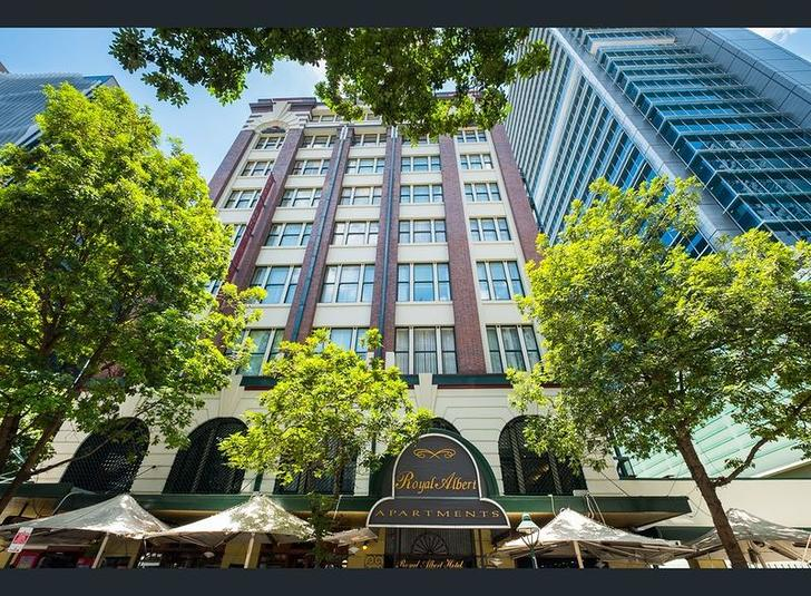 409/167 Albert Street, Brisbane City 4000, QLD Apartment Photo