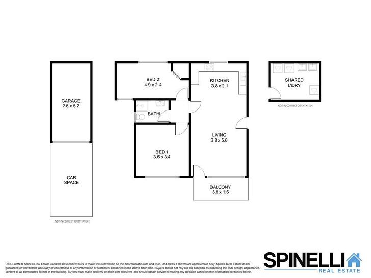 8/57 Smith Street, Wollongong 2500, NSW Apartment Photo