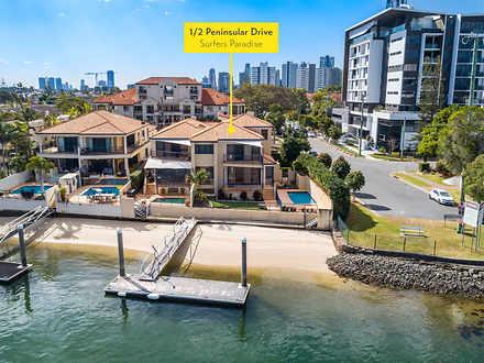 1/2 Peninsular Drive, Surfers Paradise 4217, QLD Townhouse Photo