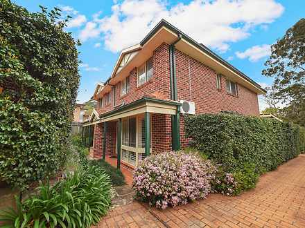 1/2 Russell Avenue, Wahroonga 2076, NSW Townhouse Photo