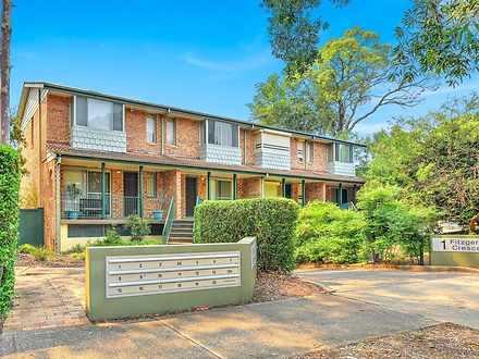 2/1 Fitzgerald Crescent, Strathfield 2135, NSW Townhouse Photo