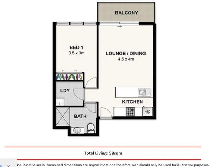 3006/128 Charlotte Street, Brisbane City 4000, QLD Apartment Photo