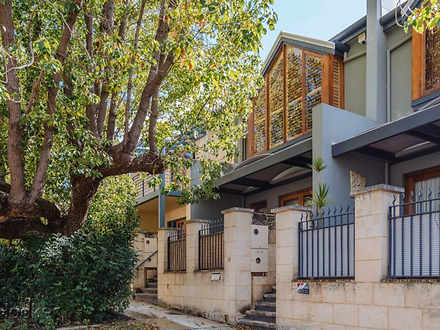 12 Constitution Street, East Perth 6004, WA Townhouse Photo