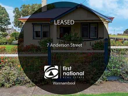 7 Anderson Street, Warrnambool 3280, VIC House Photo