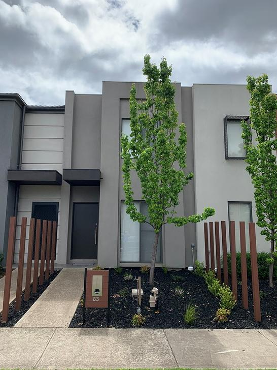 83 Campaspe Way, Point Cook 3030, VIC Townhouse Photo