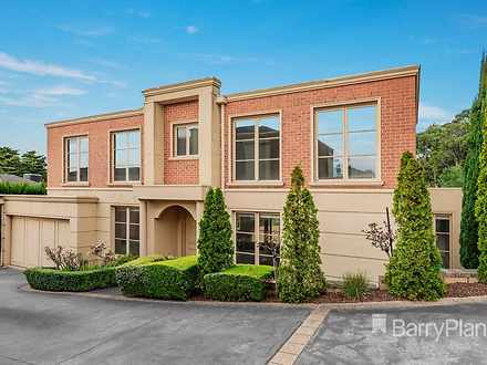 6/228 Foote Street, Templestowe 3106, VIC Townhouse Photo