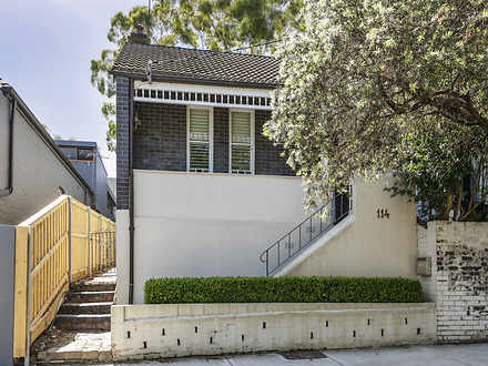 114 Nelson Street, Annandale 2038, NSW House Photo