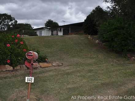 848 Mount Sylvia Road, Mount Sylvia 4343, QLD House Photo