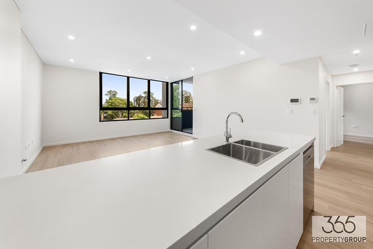 B301/6-10 Oxford Street, Burwood 2134, NSW Apartment Photo