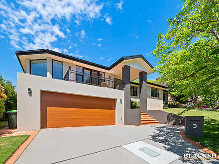 3 Bramble Street, Red Hill 2603, ACT House Photo