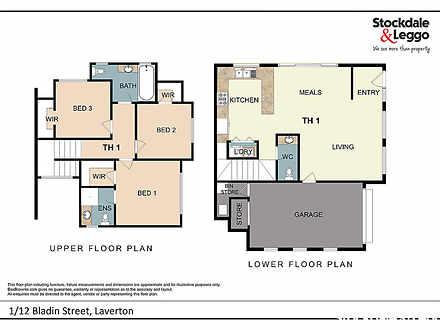 1/12 Bladin Street, Laverton 3028, VIC House Photo