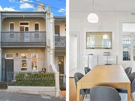 12 Liverpool, Paddington 2021, NSW House Photo