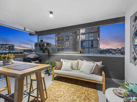808/70 Longland Street, Newstead 4006, QLD Apartment Photo