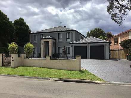 12 Atlantic Place, Beaumont Hills 2155, NSW House Photo