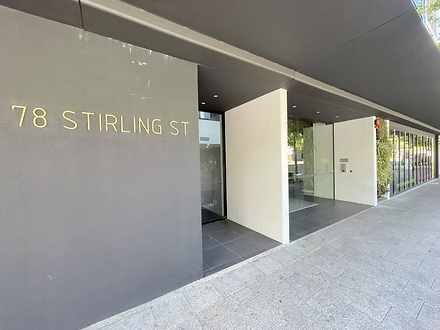 603/78 Stirling Street, Perth 6000, WA Apartment Photo