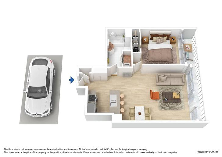56/63 Dorcas Street, South Melbourne 3205, VIC Apartment Photo