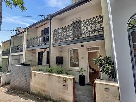 23 Gottenham Street, Glebe 2037, NSW Terrace Photo