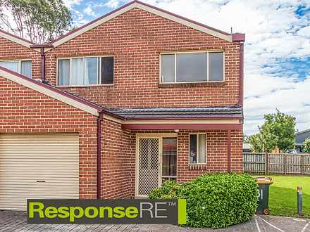 31/188 Walker Street, Quakers Hill 2763, NSW Townhouse Photo