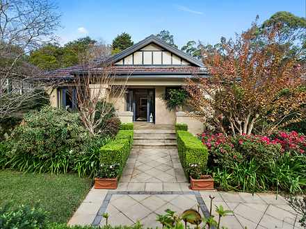 83 Middle Harbour  Road, Lindfield 2070, NSW House Photo