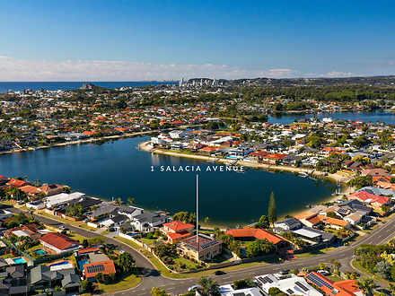 1 Salacia Avenue, Mermaid Waters 4218, QLD House Photo