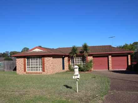 1 Manorhouse Blovd, Quakers Hill 2763, NSW House Photo