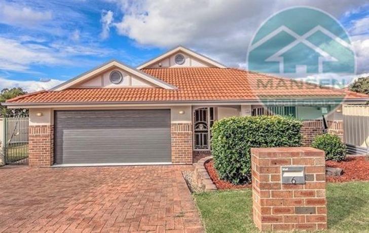 6 Mclaughlin Circuit, Bradbury 2560, NSW House Photo