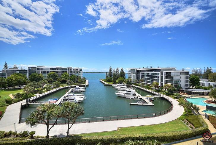 Paradise Point 4216, QLD Apartment Photo