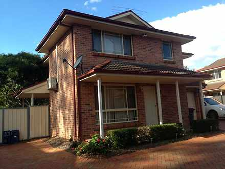 8/1 George Street, Kingswood 2747, NSW Townhouse Photo