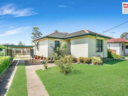 43 Catalina Street, North St Marys 2760, NSW House Photo