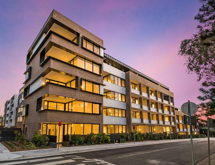 606/7-15 Conder Street, Burwood 2134, NSW Apartment Photo