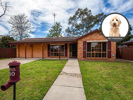 60 Anakai Drive, Jamisontown 2750, NSW House Photo