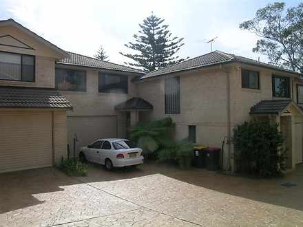 7/99 Baker Street, Carlingford 2118, NSW Townhouse Photo