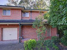 Townhouse - 4/7 Forbes Street, Hornsby 2077, NSW