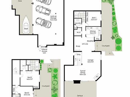 Apartment - 1A Lavender Cre...