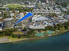 Unit - 405/99 Marine Parade...