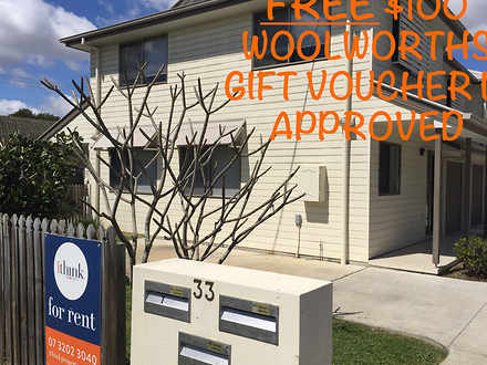 Townhouse - 1/33 Clifton St...